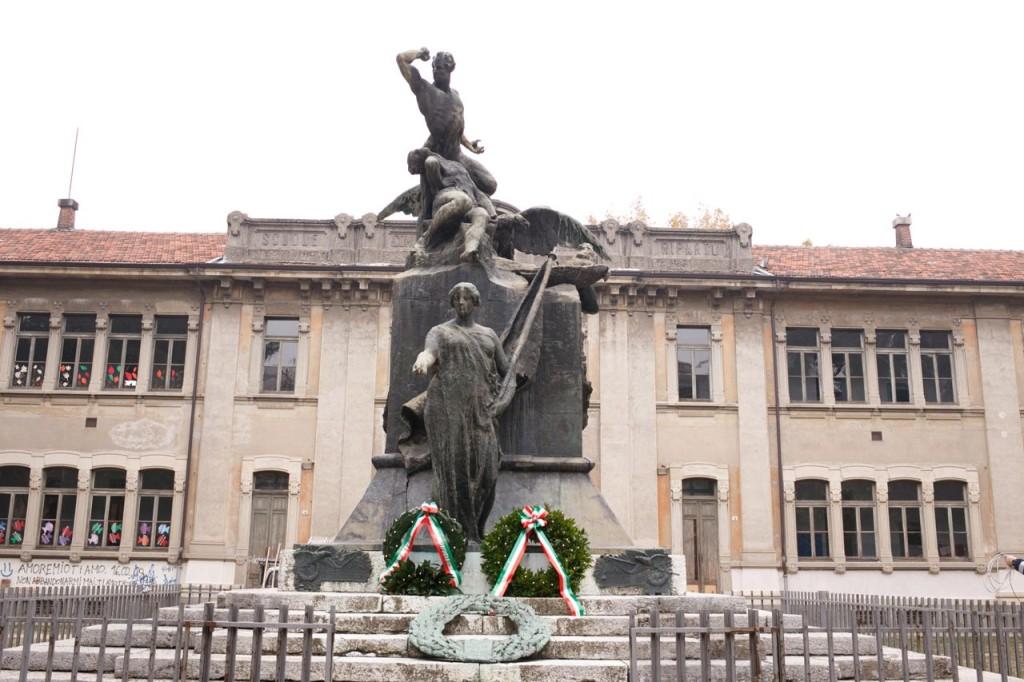 Monumento ai Caduti di Vigevano