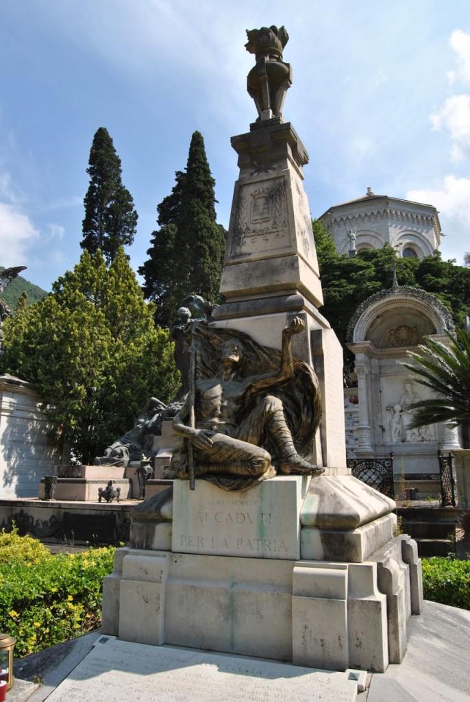 Monumento ai Caduti di Zoagli (Genova)